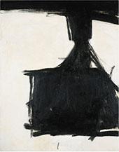 Untitled c1957 By Franz Kline