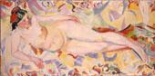 Arriba Nude 1910 By Francisco Iturino