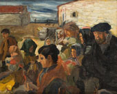 The Farmers By Francisco Iturino