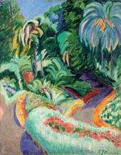 The Garden By Francisco Iturino