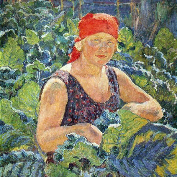 Oil Painting Reproductions of Ilya Mashkov