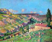 Bakhchisaray 1925 By Ilya Mashkov