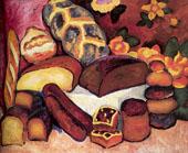 Breads 1912 By Ilya Mashkov