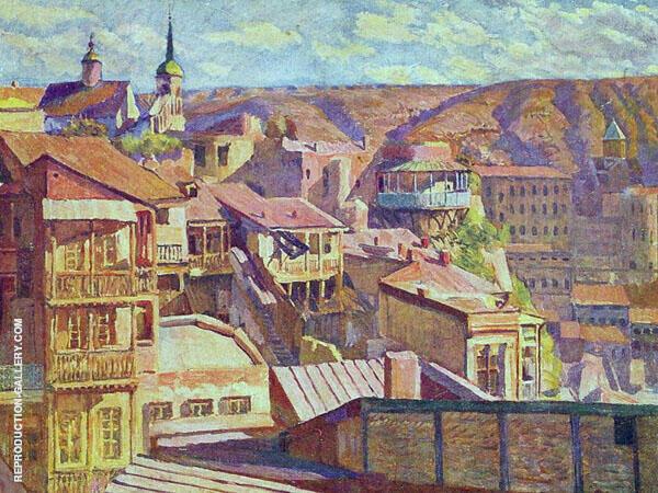 Tbilisi By Ilya Mashkov