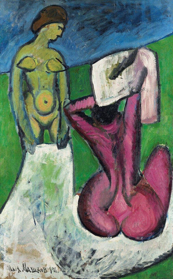 The Models 1911 By Ilya Mashkov