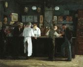 McSorley's Bar 1912 By John Sloan