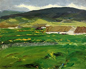 Achill Island County Mayo Ireland 1913 By Robert Henri