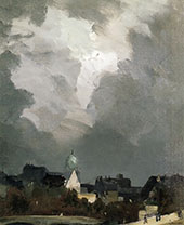 Amsterdam By Robert Henri