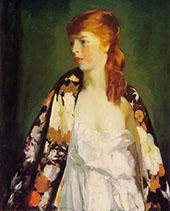 Edna 1915 By Robert Henri