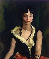 Francisquita 1923 By Robert Henri