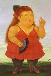 Spanish By Fernando Botero