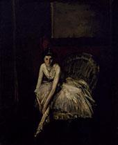 The Ballet Dancer 1901 By Robert Henri