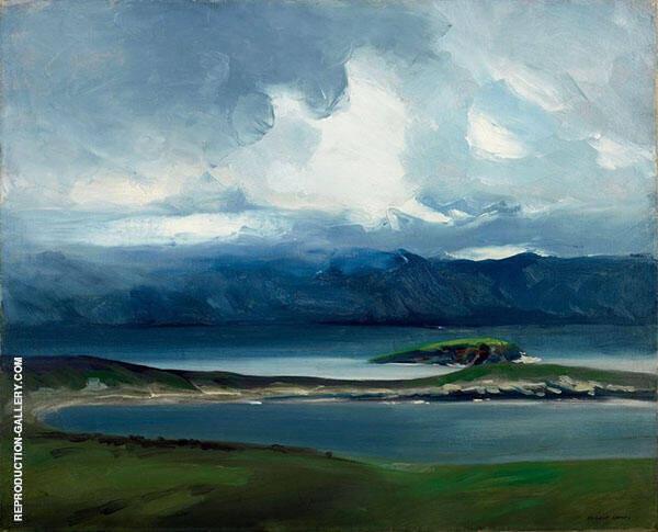 West Coast of Ireland 1913 By Robert Henri