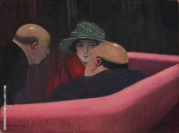 Chaste Suzanne By Felix Vallotton