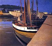 The Port 1901 By Felix Vallotton