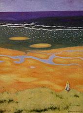 The Rising Tide 1912 By Felix Vallotton