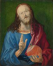 Salvator Mundi By Albrecht Durer
