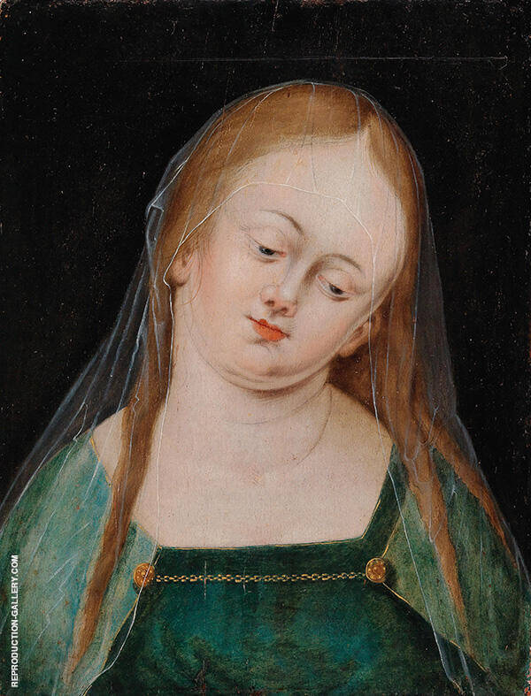 The Madonna By Albrecht Durer