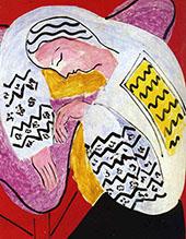 The Dream 1940 By Henri Matisse