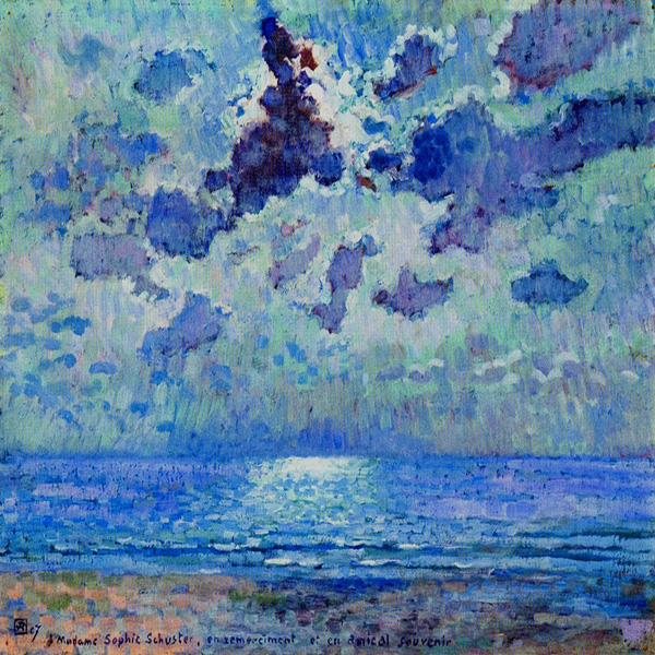 Oil Painting Reproductions of Theo van Rysselberghe