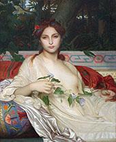 Albayde 1848 By Alexandre Cabanel