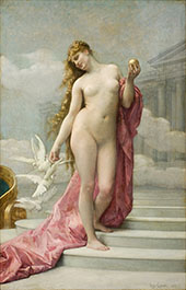Cabanel Venus By Alexandre Cabanel