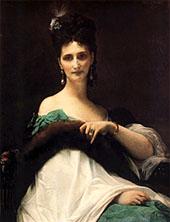 Comtesse Kelle 1873 By Alexandre Cabanel