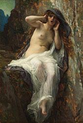 Echo 1874 By Alexandre Cabanel