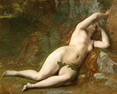 Eve after The Fall By Alexandre Cabanel