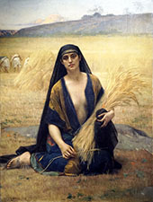 Ruth in The Field of Boaz By Alexandre Cabanel