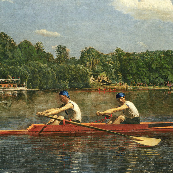 Oil Painting Reproductions of Thomas Eakins