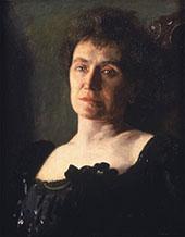 Edith Mahon 1904 By Thomas Eakins