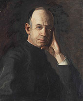 Reverend James P Turner By Thomas Eakins