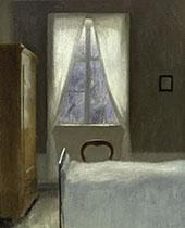Interior 1890 By Vihelm Hammershoi