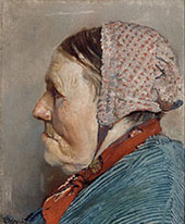 Ane Gaihede 1888 By Christian Krohg