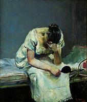 Madelaine 1883 By Christian Krohg
