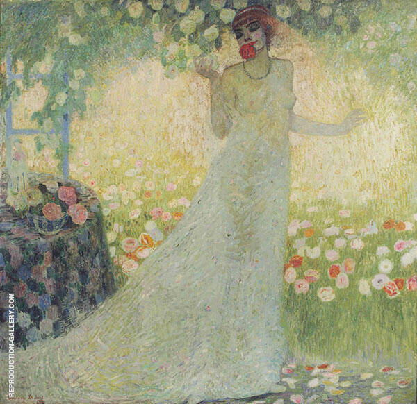 Summer By Gustave De Smet