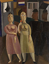 Zondag 1921 By Gustave De Smet