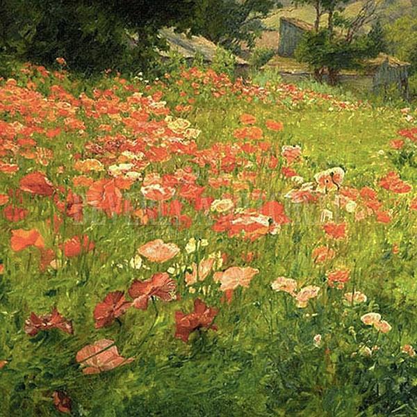 Oil Painting Reproductions of John Ottis Adams
