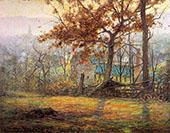 The Old Mills of Brookville By John Ottis Adams