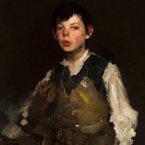 Oil Painting Reproductions of Frank Duveneck