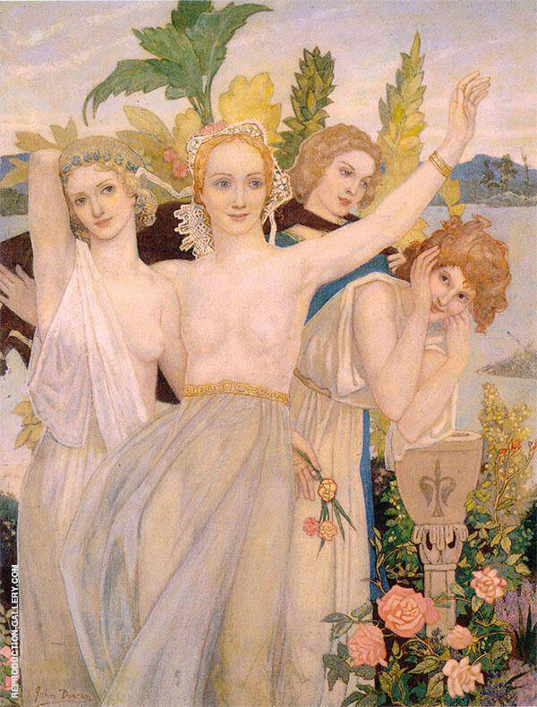 Happiness By John Duncan