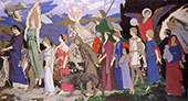 Masque of Love 1921 By John Duncan