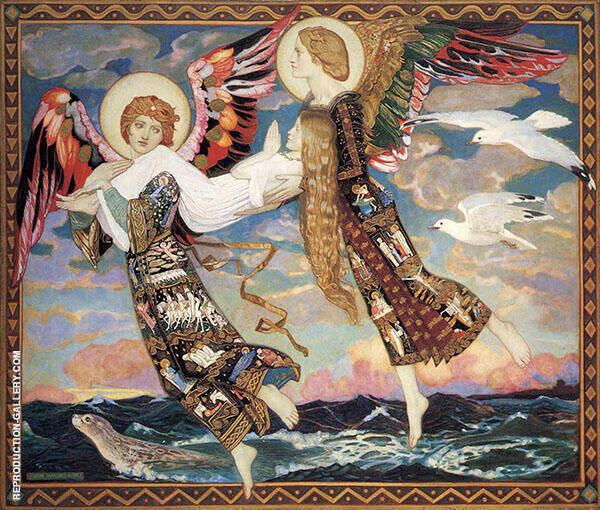 St.Bride 1913 By John Duncan