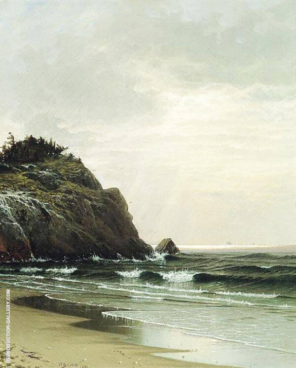 Oil Painting Reproductions of Alfred Thompson Bricher