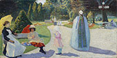 A La Harmonie By George Morren