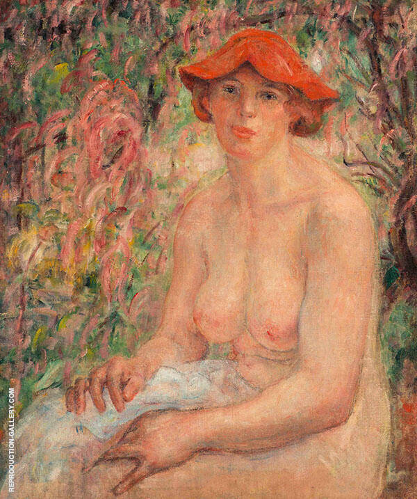 Lily Nu Assis By George Morren