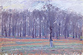 Richmond Park c1914 By Spencer Gore
