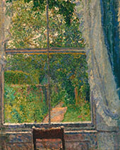 View from a Window 1909 By Spencer Gore