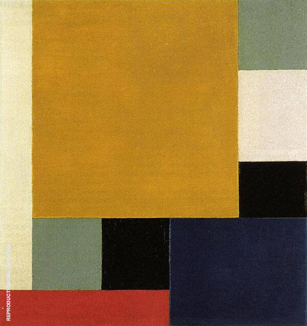 Composition XXII 1922 By Theo van Doesburg